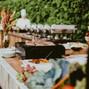La boda de Rafabh y Vintia Catering 6