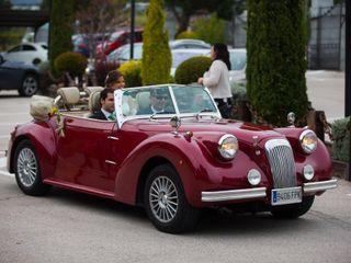 Alquiler coches boda Madrid 5