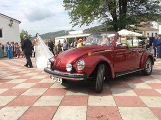 Vw Classic & Vintage Weddings 4