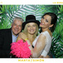 La boda de Marta Celma y RisBox Fotomatones 6