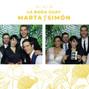 La boda de Marta Celma y RisBox Fotomatones 10