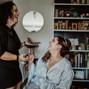 La boda de Isabel Maria Pastor Gomez y Natalia Sánchez Makeup 16