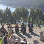 La boda de Abigail Gómez García y Cuarteto Asturias 6