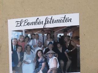 Bombín Fotomatón 1