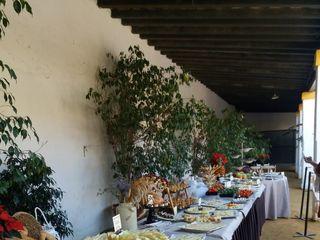 Bodega Alameda - Catering María Antonia 2
