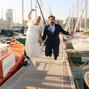 La boda de Claire Dorman y Marítim 4