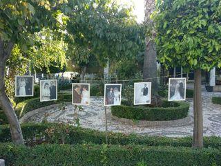 Jardines y Cortijo Caballo Blanco 2