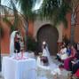 La boda de David Jimenez Salmeron y Hacienda  Al-Baraka 2