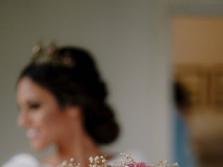 Ramos de novia y complementos 1