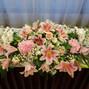 La boda de Luci Vieira y Flores Trisquel 15