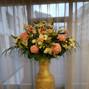 La boda de Luci Vieira y Flores Trisquel 16