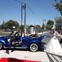 La boda de Patricia Sanchez Cogolludo y Coche de Boda Madrid 1