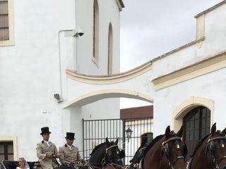 Fundación Real Escuela Andaluza del Arte Ecuestre 1
