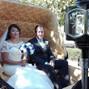La boda de Diana y Azahar Carruajes 12