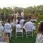 La boda de Isabel barriga y Finca Viñedos Rhey 9