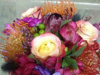 Milenrama diseño floral 2
