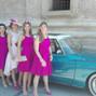 La boda de Andrea Perez y Aitor Gracia y Coche Boda 12