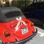 La boda de Giuseppina Pucciarelli y Roberto Auto Vintage 8