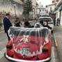 La boda de Giuseppina Pucciarelli y Roberto Auto Vintage 9