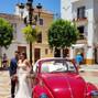 La boda de Miriam D. y Cabriolet Wedding Car 23