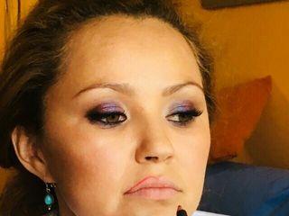 Sara Torres Makeup 5