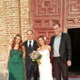 La boda de Raquel Ambrosio Peña y San Patrick Almería 4