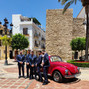 La boda de Miriam D. y Cabriolet Wedding Car 26