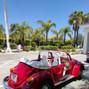 La boda de Miriam D. y Cabriolet Wedding Car 29