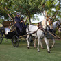La boda de Natalia Pérez Kowalczuk y Picadero Curro Jiménez - Coche de caballos 4