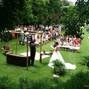 La boda de Eva Linares y Can Magí 1