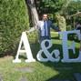 La boda de Astrid Avecilla Cepeda y Letras y bodas - Letras decorativas 1