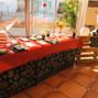 La boda de Santiago y Finca Restaurante El Vivero 7