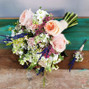La boda de Miriam M. y Floristería los Santos Niños 11