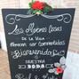 La boda de Raul Moraleda y Bodegas Hacienda Albae 9