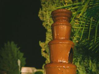 Chocolate Fontaine 6