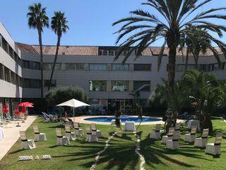 Hotel Daniya Alicante 1