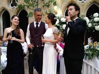 Canto en bodas 1