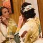 La boda de Laura y Carmen Ortí - Tocados y pamelas 9