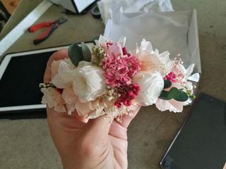 Un Patio con flores 7