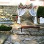 La boda de Cristina  Benyon  y Iglesias Floristería 2