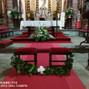 La boda de Laura Hernández Díaz y Floristería Flor 15