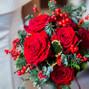 La boda de Ángela y Yolanda Burgos Arte Floral 3
