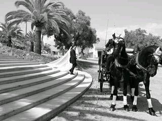 Bodas a caballo Villablanca 1