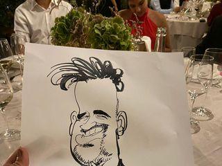 Oliba Caricaturista - Siluetista 2