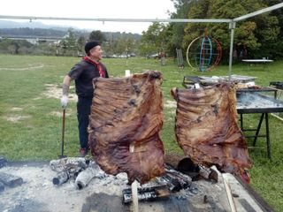 Catering Costillares a la Estaca 1