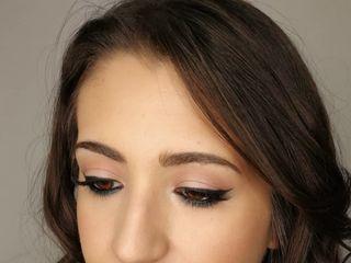 Celia Sánchez - Maquilladora profesional 1