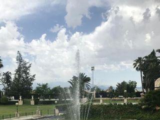 Jardines y Cortijo Caballo Blanco 1