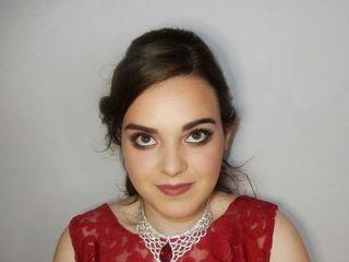 Celia Sánchez - Maquilladora profesional 2
