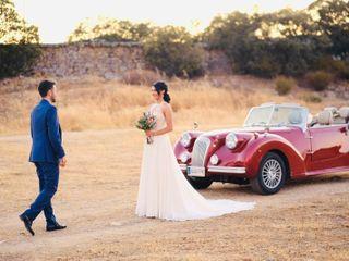 Alquiler coches boda Madrid 2