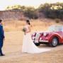 La boda de Massiel y Alquiler coches boda Madrid 6